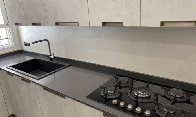 rivestimento cucina para schizzi