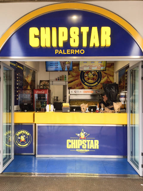 restyling commerciale chipstar