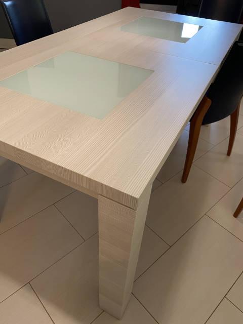 rivestimento tavolo pvc adesivo legno