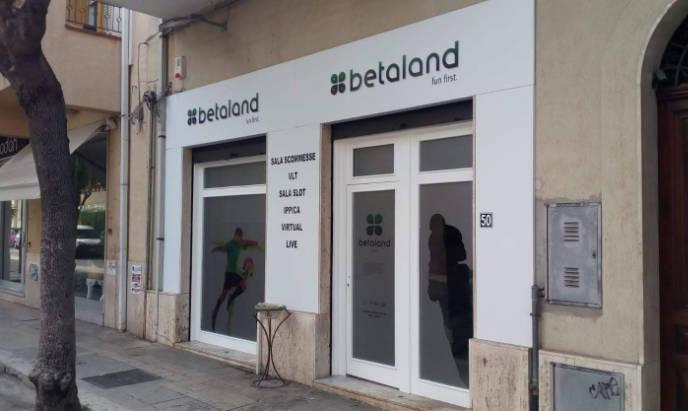 rivestimento betaland