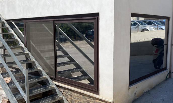 pellicola controllo solare a specchio