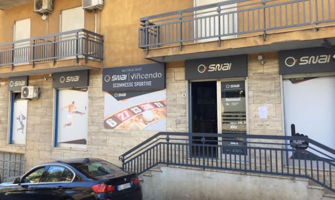 restyling agenzia snai Palermo